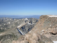 Longs Peak Summit, Colorado
